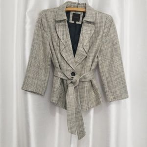 The Limited blazer suit coat